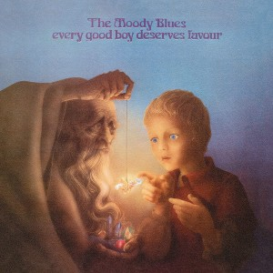MOODY BLUES-EVERY GOOD BOY DESERVES FAVOUR