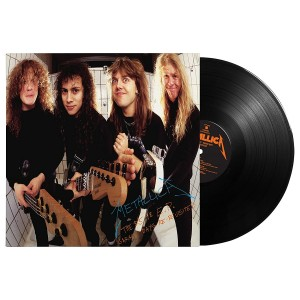 METALLICA-THE $5.98 E.P. - GARAGE DAYS RE-REVISITED (BLACK VINYL)