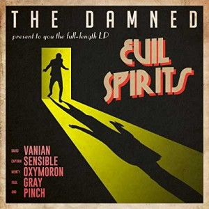 DAMNED-EVIL SPIRITS