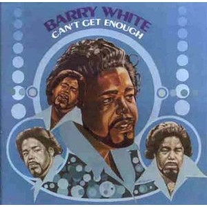 BARRY WHITE-CAN´T GET ENOUGH