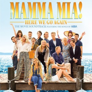 VARIOUS ARTISTS-MAMMA MIA! HERE WE GO AGAIN: THE MOVIE SOUNDTRACK
