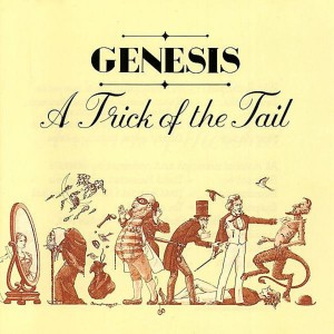 GENESIS-A TRICK OF THE TAIL (2018 REISSUE)