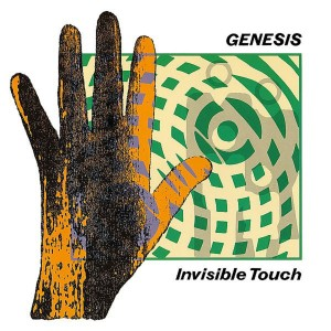 GENESIS-INVISIBLE TOUCH (2018 REISSUE)