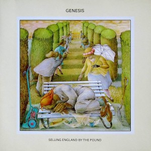 GENESIS-SELLING ENGLAND BY THE POUND (2018 REISSUE)