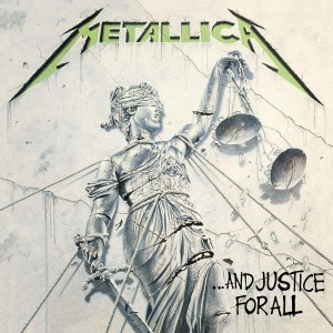 METALLICA-...AND JUSTICE FOR ALL (REMASTERED)