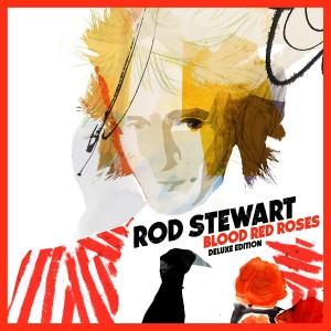 ROD STEWART-BLOOD RED ROSES