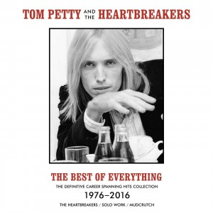 TOM PETTY AND THE HEARTBREAKERS-THE BEST OF EVERYTHING: THE DEFINITIVE CAREER SPANNING HITS COLLECTION 1976-2016