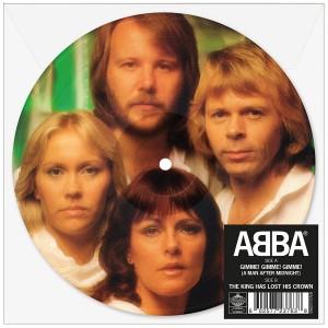 """ABBA-GIMME! GIMME! GIMME! (A MAN AFTER MIDNIGHT) 7"""""""