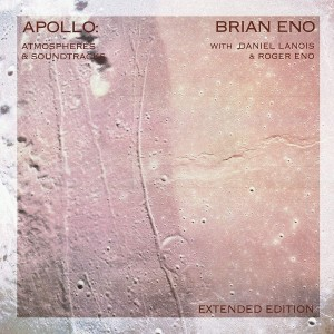 BRIAN ENO-APOLLO: ATMOSPHERES AND SOUNDTRACKS