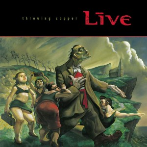 LIVE-THROWING COPPER (2LP 25TH ANNIVERSARY+B-SIDES )