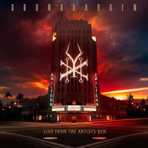 SOUNDGARDEN-LIVE AT THE ARTISTS DEN