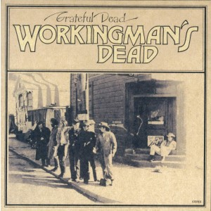 GRATEFUL DEAD-WORKINGMAN´S DEAD (VINYL)