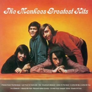 MONKEES-GREATEST HITS (ORANGE)