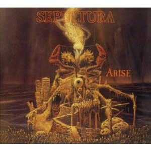 SEPULTURA-ARISE EXPANDED EDITION