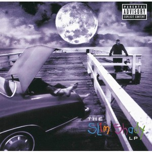 EMINEM-SLIM SHADY LP - EXPLICIT