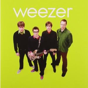 WEEZER-WEEZER (GREEN ALBUM)