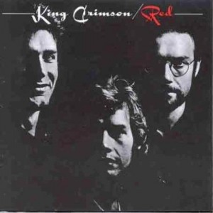 KING CRIMSON-RED (CD/DVD)