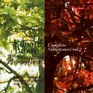 EDUARD TUBIN-SYMPH 3 & 6