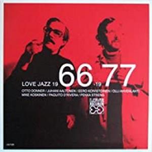 LOVE JAZZ 1966-1977