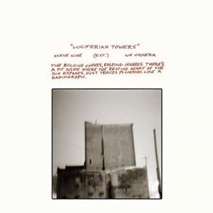 GODSPEED YOU! BLACK EMPEROR-LUCIFERIAN TOWERS