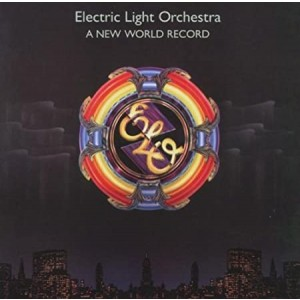 ELECTRIC LIGHT ORCH-A NEW WORLD RECORD