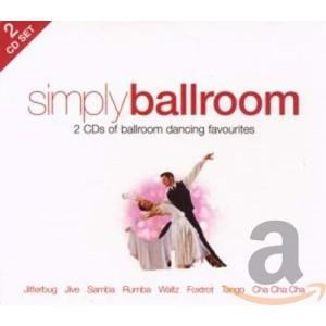 COLUMBIA BALLROOM ORCHESTR-SIMPLY BALLROOM