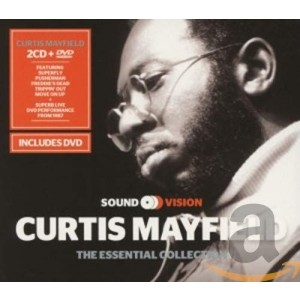 CURTIS MAYFIELD-THE ESSENTIAL COLLECTION