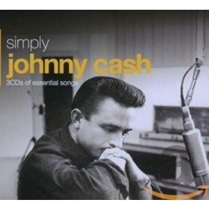 JOHNNY CASH-SIMPLY JOHNNY CASH
