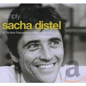 SACHA DISTEL-SIMPLY SACHA DISTEL