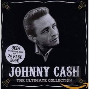 JOHNNY CASH-THE ULTIMATE COLLECTION