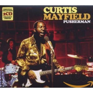 CURTIS MAYFIELD-PUSHERMAN