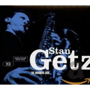 STAN GETZ-THE IMMORTAL SOUL
