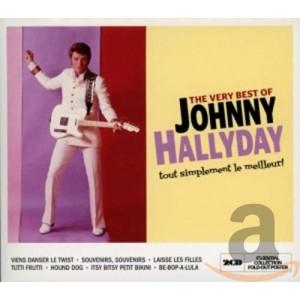 JOHNNY HALLYDAY-THE VERY BEST OF