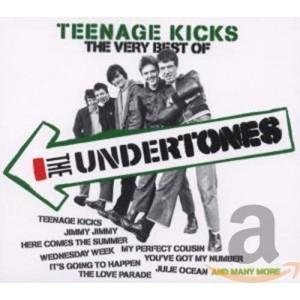 UNDERTONES-TEENAGE KICKS: THE VERY BEST O