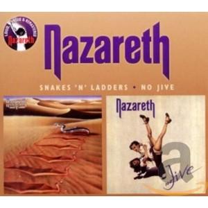 NAZARETH-SNAKES ´N´ LADDERS / NO JIVE