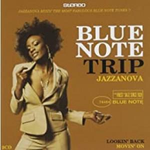 JAZZANOVA-BLUE NOTE TRIP LOOKING BACK/MOVIN ON