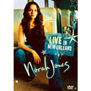 NORAH JONES-LIVE IN NEW ORLEANS