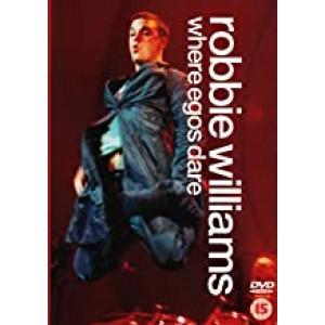 ROBBIE WILLIAMS-WHERE EGOS DARE