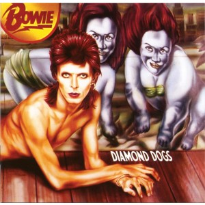DAVID BOWIE-DIAMOND DOGS