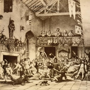 JETHRO TULL-MINSTREL IN THE GALLERY