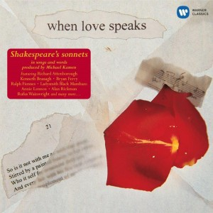 VARIOUS ARTISTS-WHEN LOVE SPEAKS