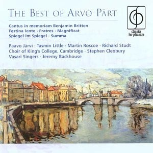 ARVO PÄRT-BEST OF