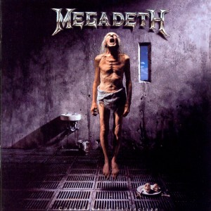 MEGADETH-COUNTDOWN TO EXTINCTION