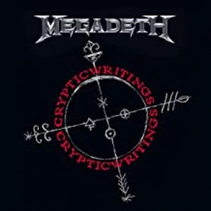 MEGADETH-CRYPTIC WRITINGS