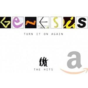 GENESIS-TURN IT ON AGAIN - THE HITS