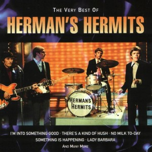 HERMAN´S HERMITS-THE VERY BEST OF