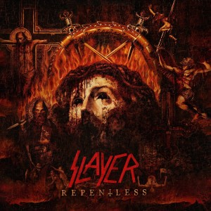 SLAYER-REPENTLESS CD + DVD
