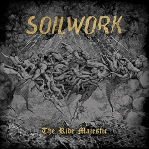 SOILWORK-THE RIDE MAJESTIC DIGIPACK