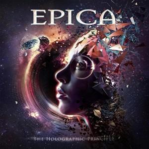 EPICA-THE HOLOGRAPHIC PRINCIPLE 2CD DIGIBOOK