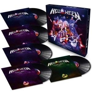 HELLOWEEN-UNITED ALIVE (5LP BOX-SET)